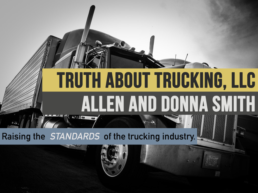 Truth About Trucking LLC SlideShare Presentation