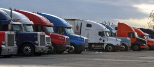 Truck Parking Shortage