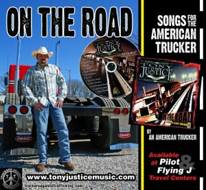 Tony Justice - On The Road Albu