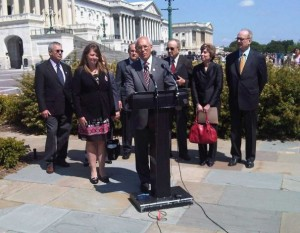 HopeRivenburg-Press Conference-Paul Tonko-May11-2011