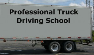 Professional Truck Driving