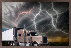 Trucking's Perfect Storm?