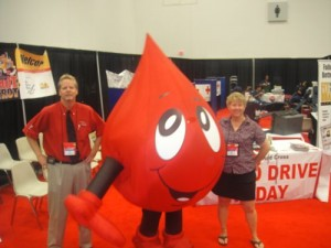 TSG Annual Blood Drive at GATS