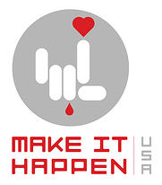 Make It Happen USA, partnered with Delete Blood Cancer, has a simple goal. To recruit more individuals to become registered donors.