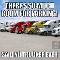 Jasons Law- Parking said no trucker