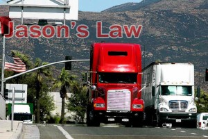 Jasons Law Courtesy of TruckerToTrucker.com