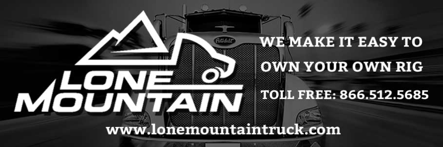 Loe Mountain Truck