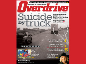 Suicide-by-truck