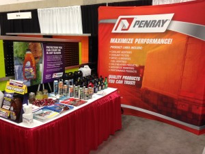 PENRAY booth at GATS 2015 in Dallas, TX