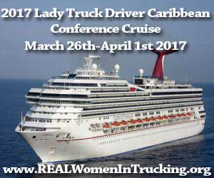 2017 Lady Truck Driver Caribbean Conference Cruise