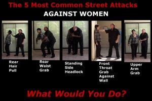 Common Street Attacks against women