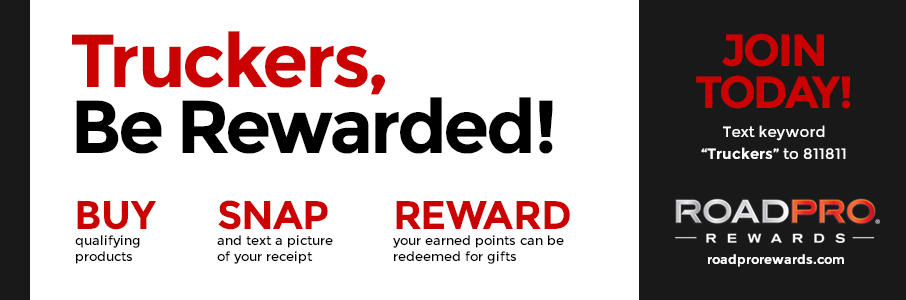 RoadPro Rewards