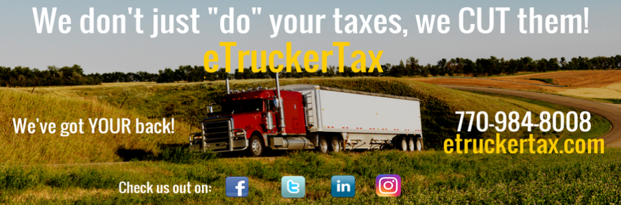 eTrucker Tax